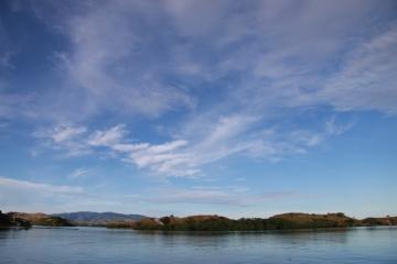 Komodo island-scape