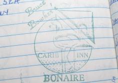 bonaire stamp