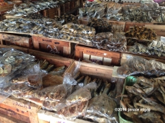 dried fish market copyright