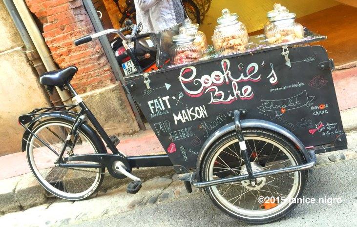 cookie bike 1282 copyright
