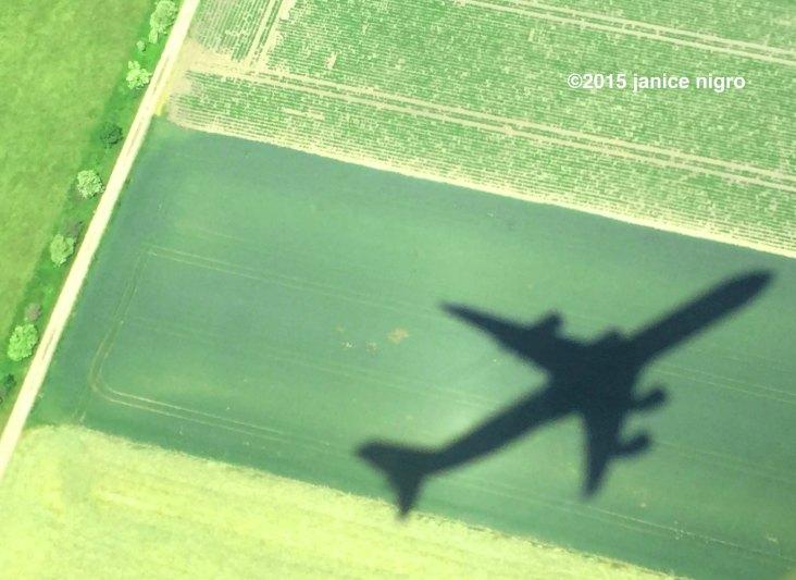plane shadow 1402 copyright