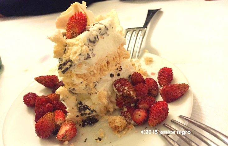 dessert trattoria sostanza 2834