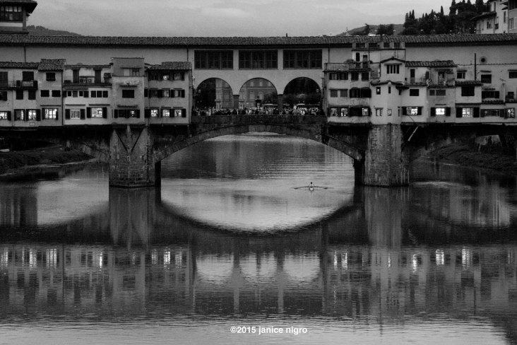 ponte vecchio BW 4720 copyright