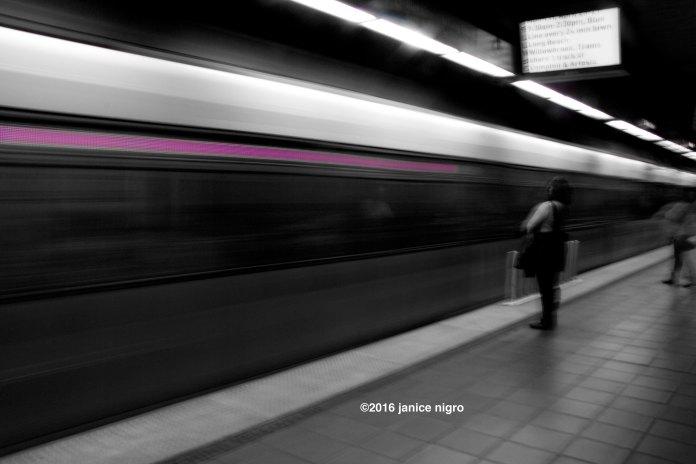 metro train streak 1732 copyright