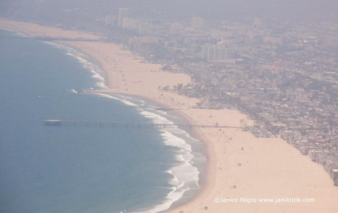beach from plane 4010