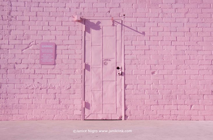pink wall 5761 copyright